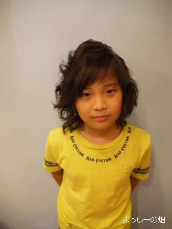 髪型 : 男の子 髪型 子供 : yossy-hatake.com